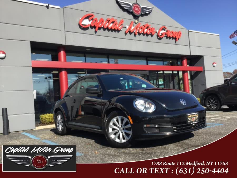 Used Volkswagen Beetle Coupe 2dr Auto 1.8T Classic 2016 | Capital Motor Group Inc. Medford, New York