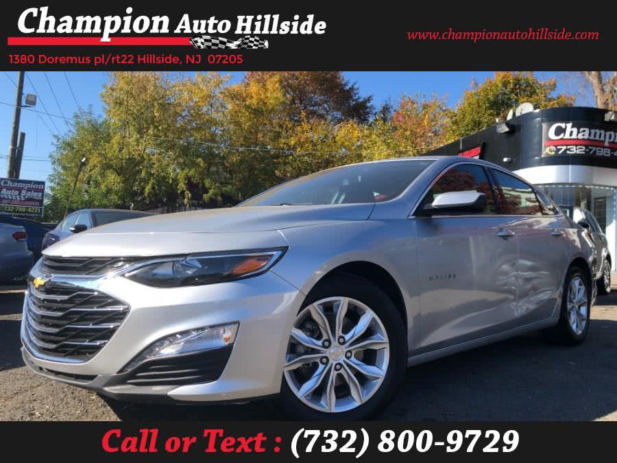 Used 2020 Chevrolet Malibu in Hillside, New Jersey | Champion Auto Hillside. Hillside, New Jersey