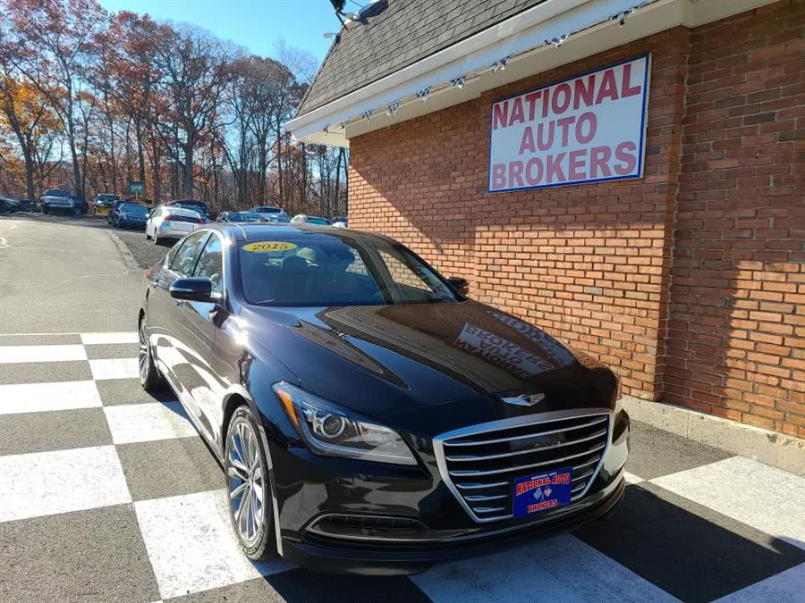 Used 2015 Hyundai Genesis in Waterbury, Connecticut | National Auto Brokers, Inc.. Waterbury, Connecticut