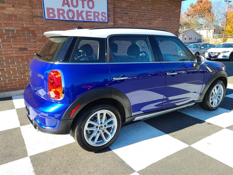 Used MINI Cooper Countryman ALL4 4dr S 2016 | National Auto Brokers, Inc.. Waterbury, Connecticut