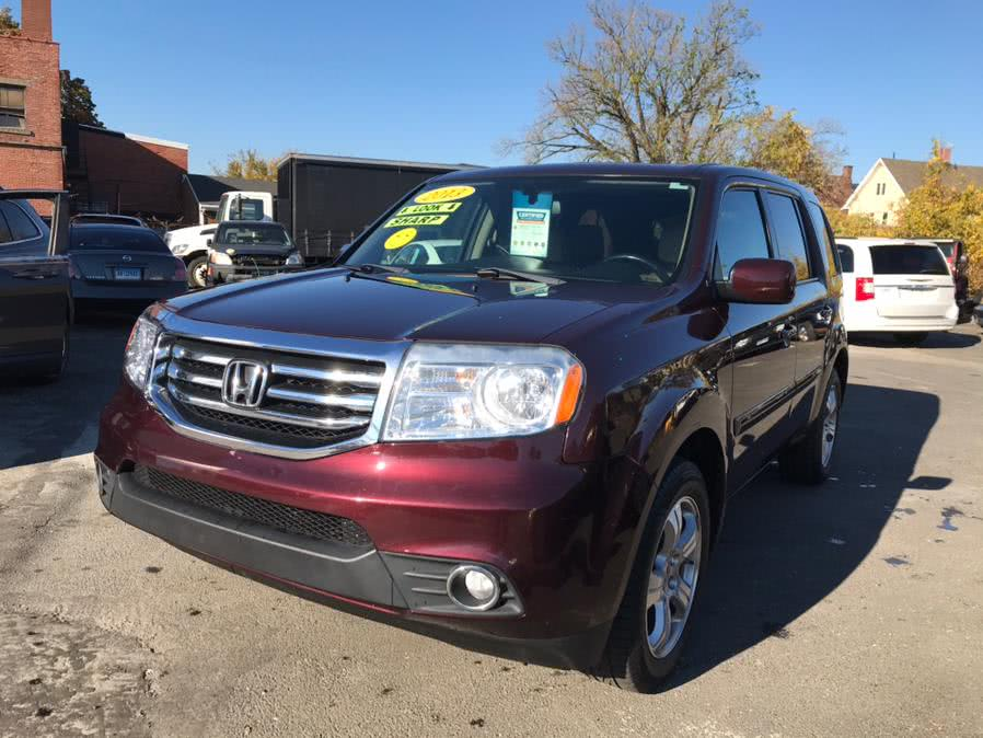 Used Honda Pilot 4WD 4dr EX-L w/RES 2013 | Affordable Motors Inc. Bridgeport, Connecticut