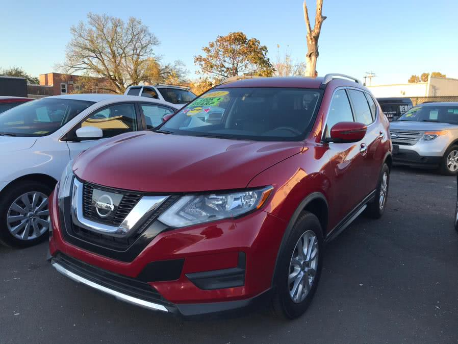 Used Nissan Rogue AWD SL 2017 | Affordable Motors Inc. Bridgeport, Connecticut