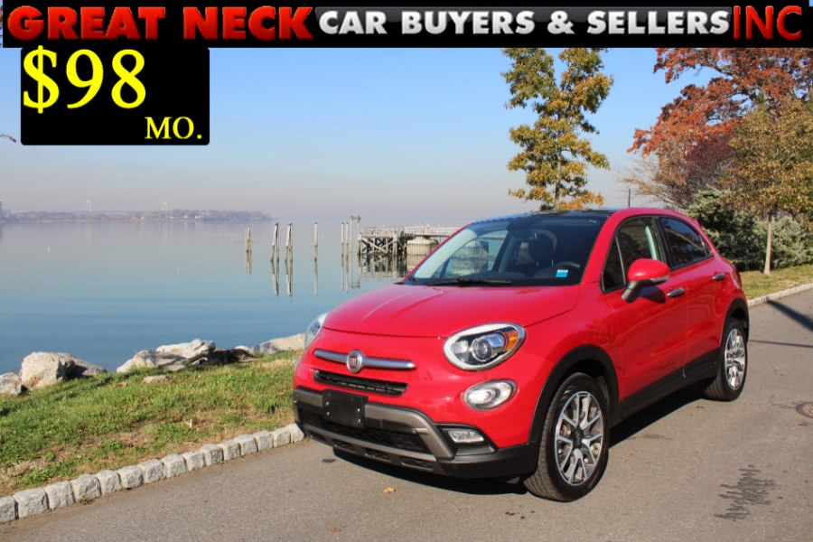 Used 2016 FIAT 500X in Great Neck, New York
