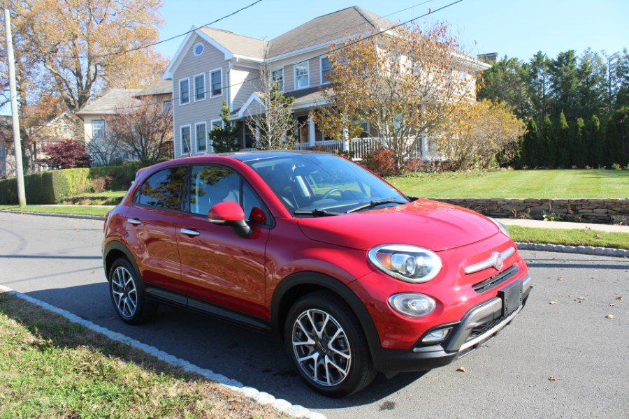2016 FIAT 500X AWD 4dr Trekking Plus, available for sale in Great Neck, NY
