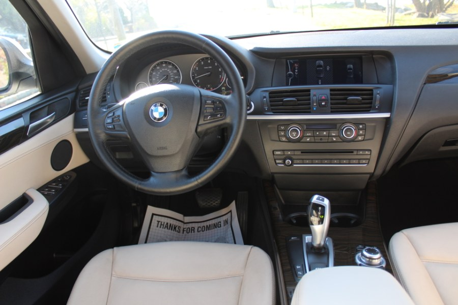 2011 BMW X3 AWD 4dr 28i, available for sale in Great Neck, NY