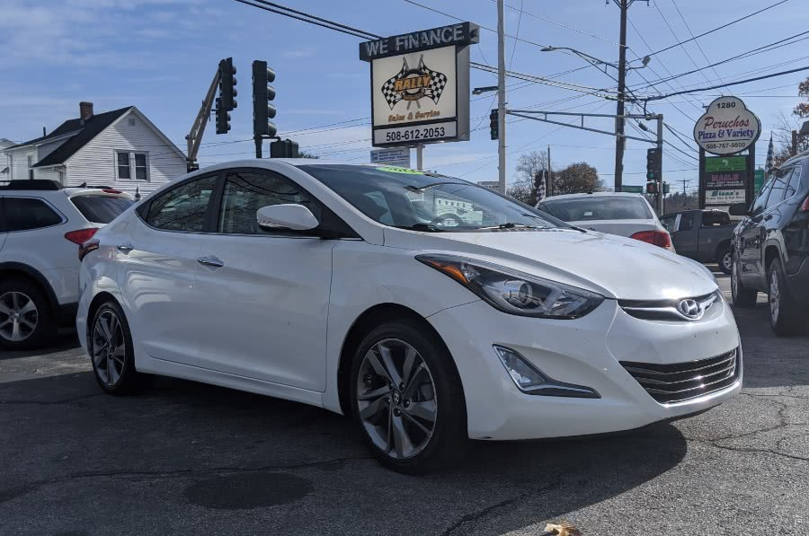 Used Hyundai Elantra 4dr Sdn Auto SE (Alabama Plant) 2014 | Rally Motor Sports. Worcester, Massachusetts