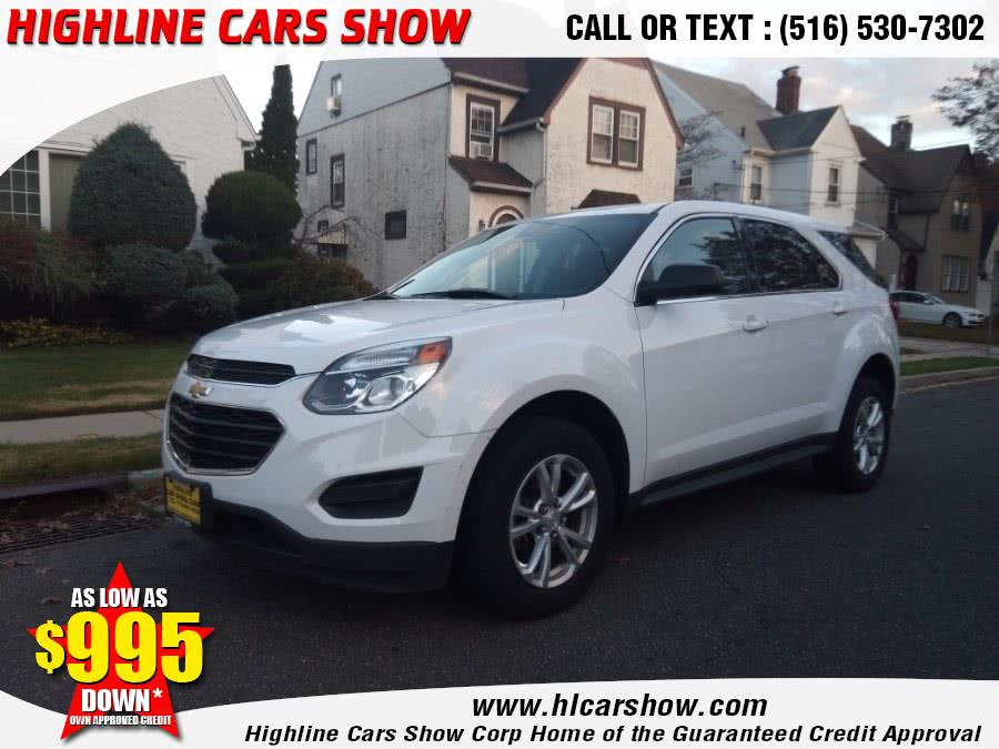 Used 2017 Chevrolet Equinox in West Hempstead, New York | Highline Cars Show Corp. West Hempstead, New York