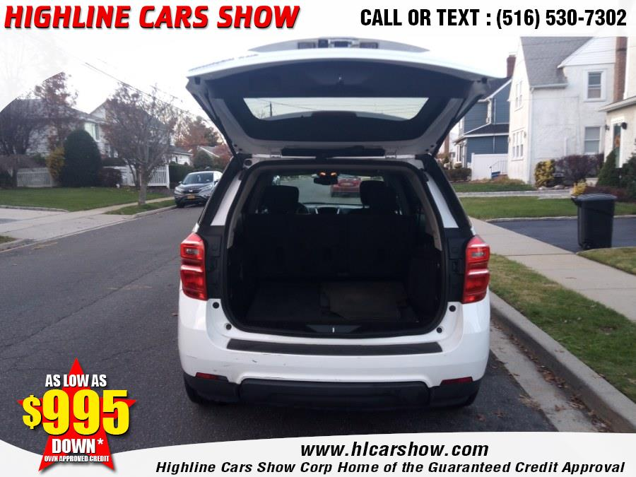 Used Chevrolet Equinox AWD 4dr LS 2017 | Highline Cars Show Corp. West Hempstead, New York