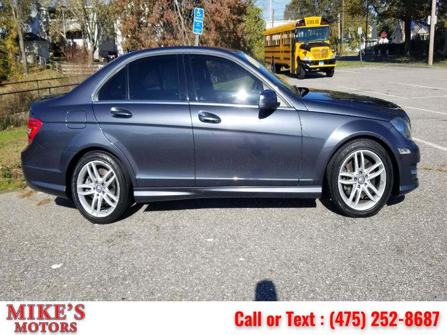 Used Mercedes-Benz C-Class 4dr Sdn C300 Sport 4MATIC 2014 | Mike's Motors LLC. Stratford, Connecticut