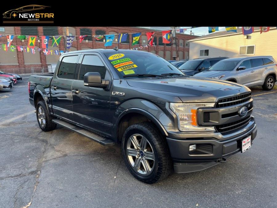 Used Ford F-150 XLT 2018 | New Star Motors. Chelsea, Massachusetts