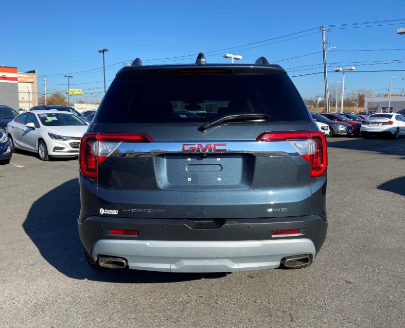 Used GMC Acadia AWD 4dr SLT 2020 | Inman Motors Sales. Medford, Massachusetts