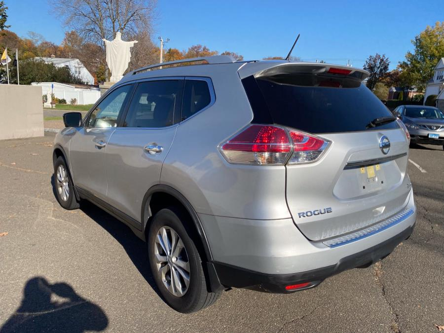 Used Nissan Rogue AWD 4dr SV 2016 | CT Auto. Bridgeport, Connecticut