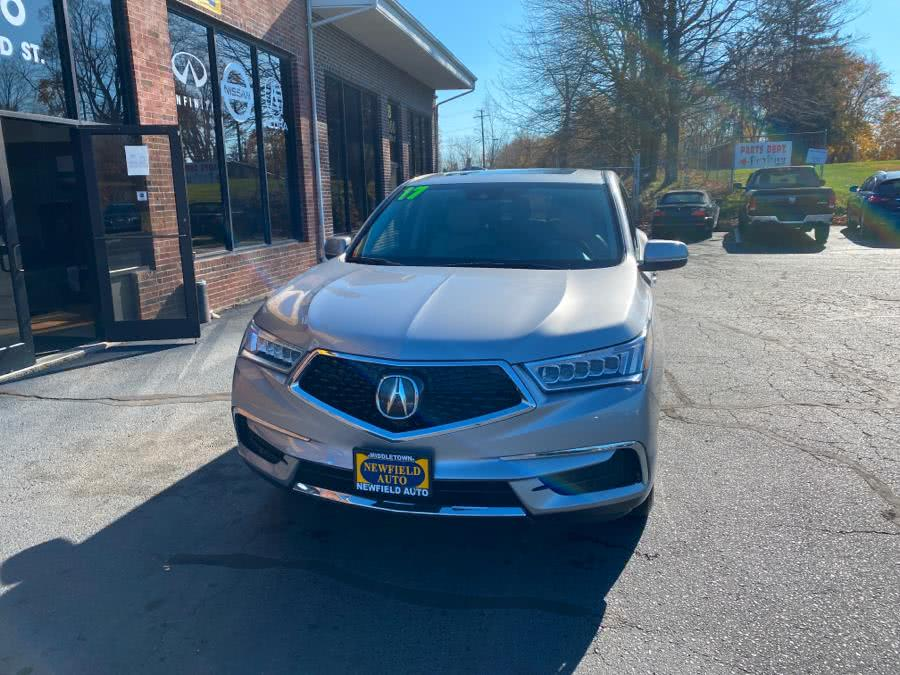 Used Acura MDX SH-AWD 2017   Newfield Auto Sales. Middletown, Connecticut