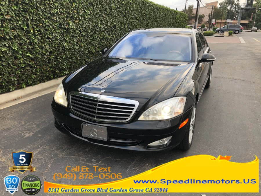Used 2009 Mercedes-Benz S-Class in Garden Grove, California | Speedline Motors. Garden Grove, California