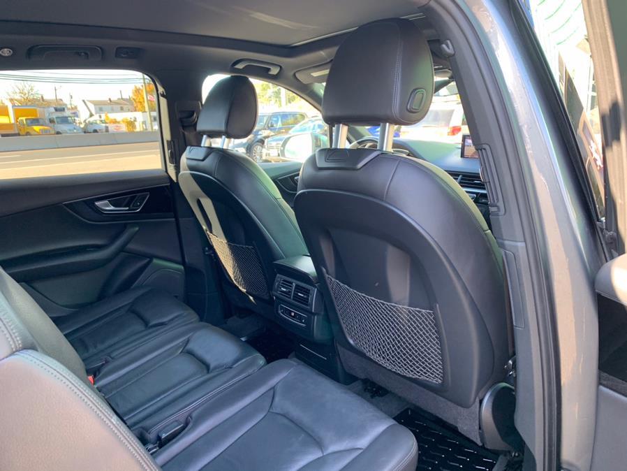 Used Audi Q7 3.0 TFSI Premium Plus 2017   M Sport Motor Car. Hillside, New Jersey