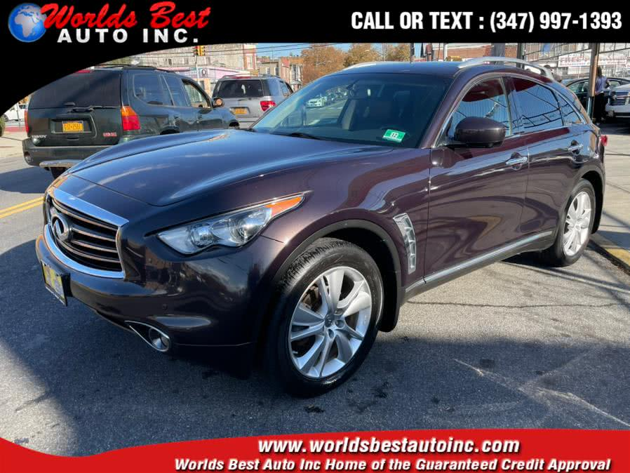 Used 2013 INFINITI FX37 in Brooklyn, New York