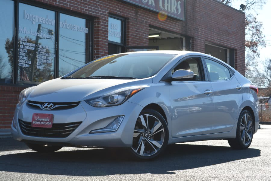 Used 2014 Hyundai Elantra in ENFIELD, Connecticut | Longmeadow Motor Cars. ENFIELD, Connecticut