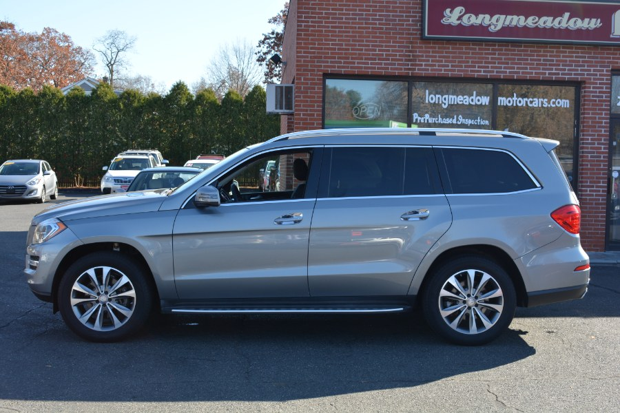 Used Mercedes-Benz GL 4MATIC 4dr GL 450 2016   Longmeadow Motor Cars. ENFIELD, Connecticut