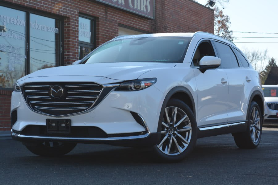 2018 Mazda CX-9 Grand Touring AWD, available for sale in ENFIELD, CT