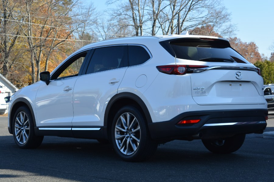 Used Mazda CX-9 Grand Touring AWD 2018 | Longmeadow Motor Cars. ENFIELD, Connecticut