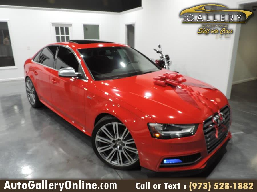 Used 2014 Audi S4 in Lodi, New Jersey | Auto Gallery. Lodi, New Jersey
