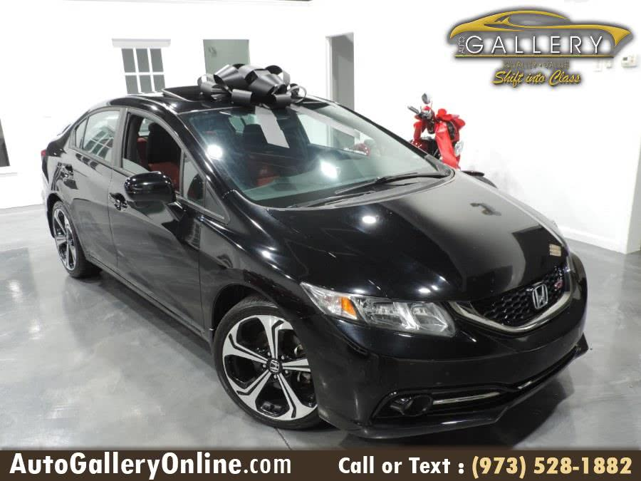 Used 2015 Honda Civic Sedan in Lodi, New Jersey | Auto Gallery. Lodi, New Jersey