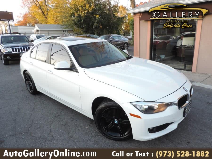 Used 2014 BMW 3 Series in Lodi, New Jersey | Auto Gallery. Lodi, New Jersey