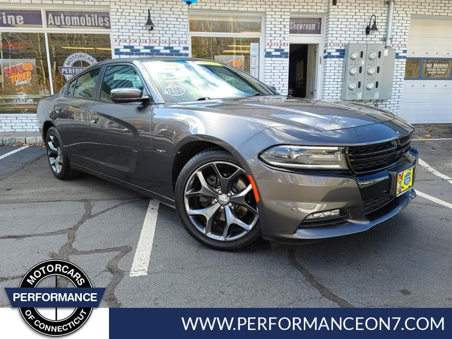Used Dodge Charger 4dr Sdn R/T RWD 2016 | Performance Motor Cars. Wilton, Connecticut