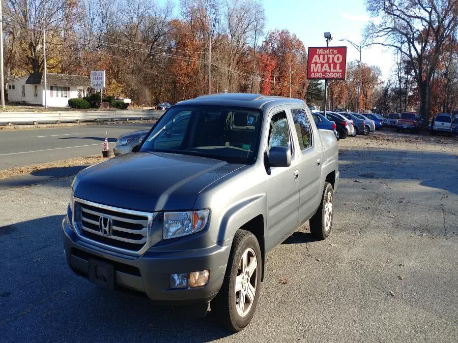 Used 2013 Honda Ridgeline in Chicopee, Massachusetts | Matts Auto Mall LLC. Chicopee, Massachusetts