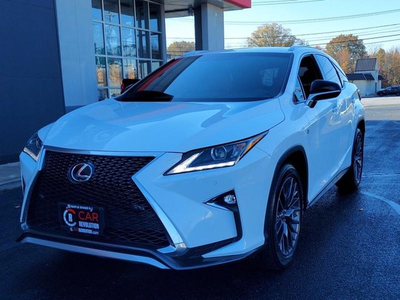 Used Lexus Rx 350 F Sport 2016 | Car Revolution. Maple Shade, New Jersey