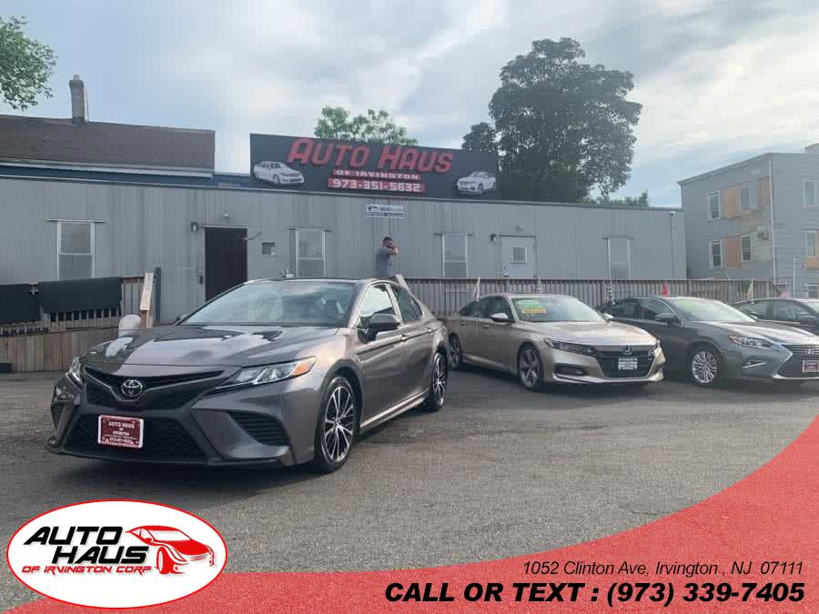 Used 2019 Toyota Camry in Irvington , New Jersey | Auto Haus of Irvington Corp. Irvington , New Jersey