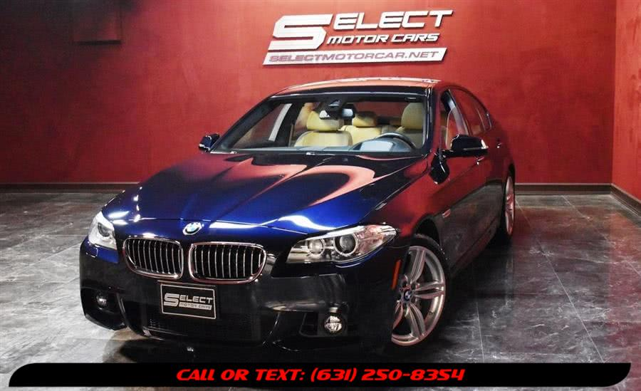 Used 2016 BMW 5 Series in Deer Park, New York | Select Motor Cars. Deer Park, New York