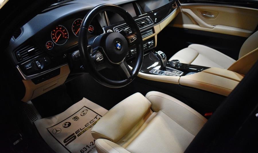 Used BMW 5 Series 535i xDrive 2016 | Select Motor Cars. Deer Park, New York