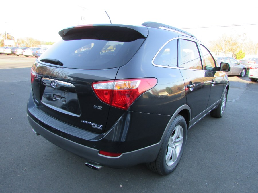 Used Hyundai Veracruz AWD 4dr Limited 2007 | United Auto Sales of E Windsor, Inc. East Windsor, Connecticut