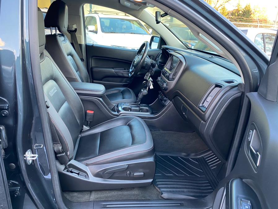 """Used GMC Canyon 4WD Crew Cab 140.5"""" All Terrain w/Leather 2018 