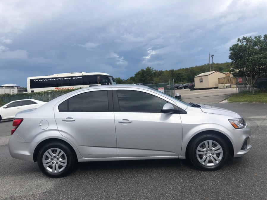 Used Chevrolet Sonic 4dr Sdn Auto LS 2018 | Ideal Auto Sales. Orlando, Florida