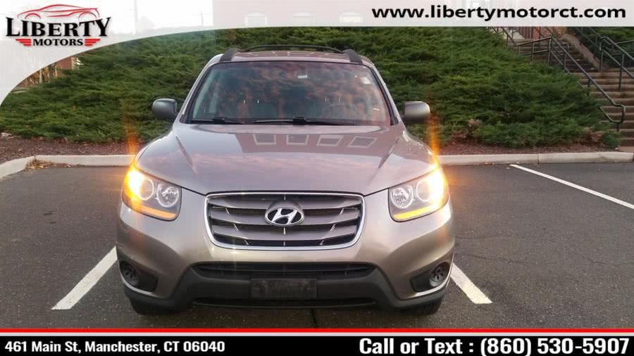 Used 2011 Hyundai Santa Fe in Manchester, Connecticut | Liberty Motors. Manchester, Connecticut