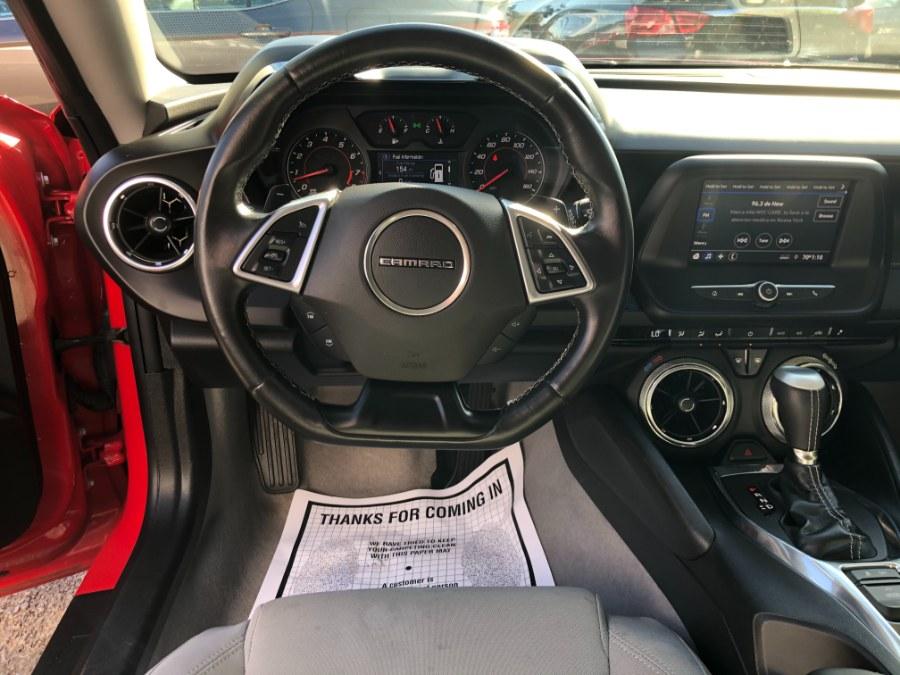 Used Chevrolet Camaro 2dr Cpe 1LT 2020 | Champion Auto Hillside. Hillside, New Jersey