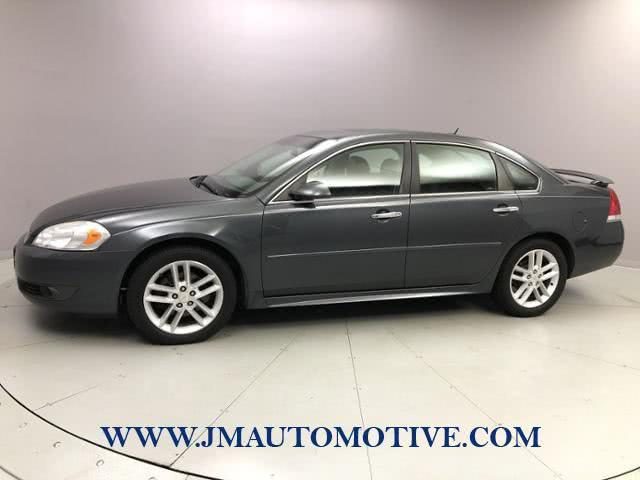 Used Chevrolet Impala 4dr Sdn LTZ 2010 | J&M Automotive Sls&Svc LLC. Naugatuck, Connecticut