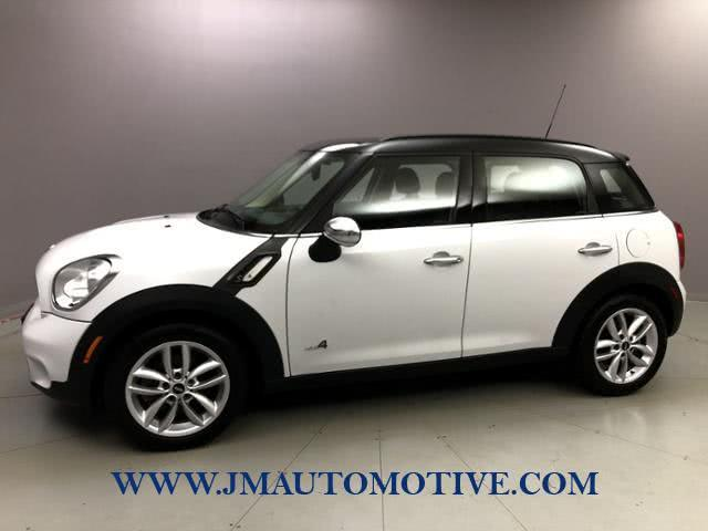 Used 2014 Mini Cooper Countryman in Naugatuck, Connecticut | J&M Automotive Sls&Svc LLC. Naugatuck, Connecticut