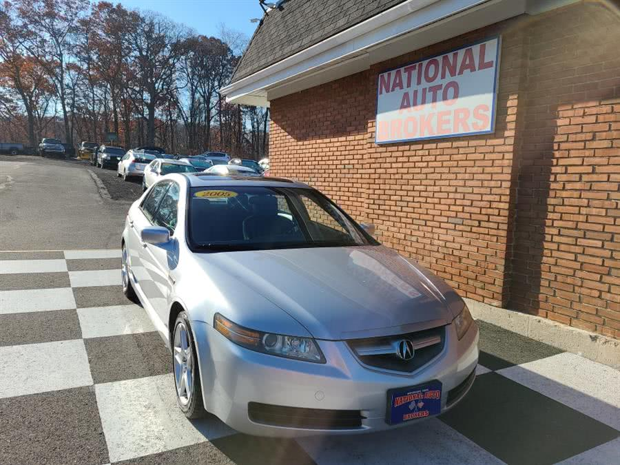 Used 2005 Acura TL in Waterbury, Connecticut | National Auto Brokers, Inc.. Waterbury, Connecticut