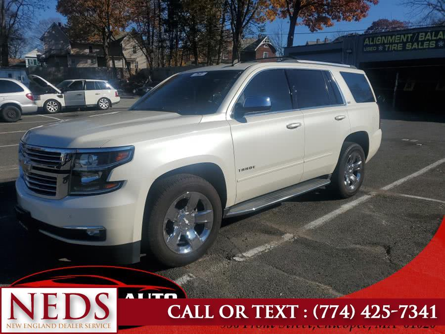 Used 2016 Chevrolet Tahoe in Indian Orchard, Massachusetts | New England Dealer Services. Indian Orchard, Massachusetts