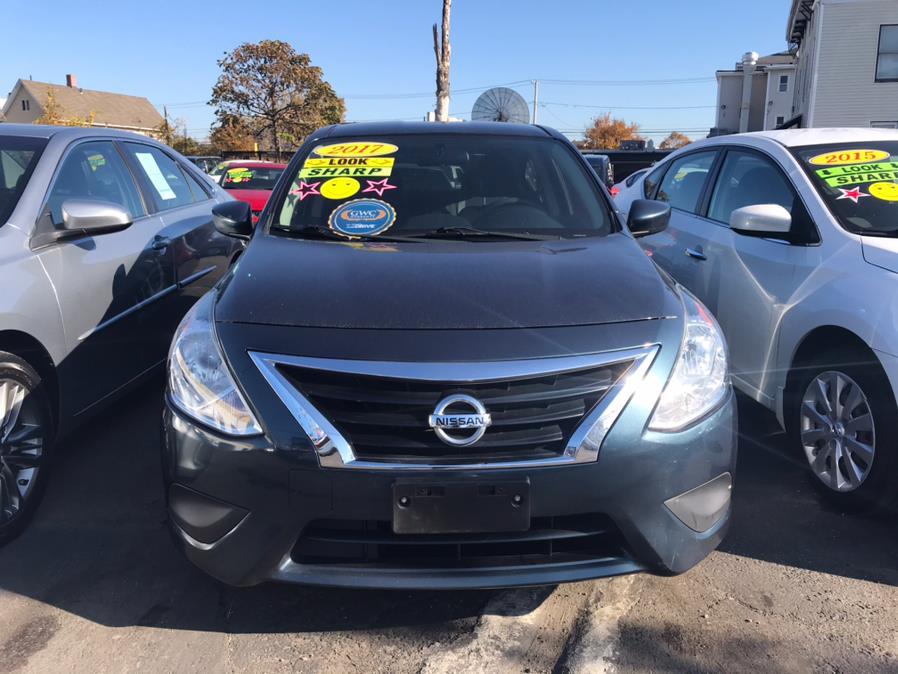 Used Nissan Versa Sedan SV CVT 2017   Affordable Motors Inc. Bridgeport, Connecticut