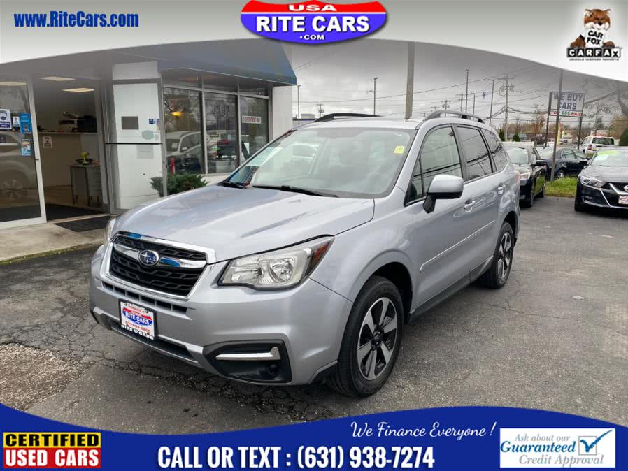 Used Subaru Forester 2.5i Premium CVT 2017 | Rite Cars, Inc. Lindenhurst, New York