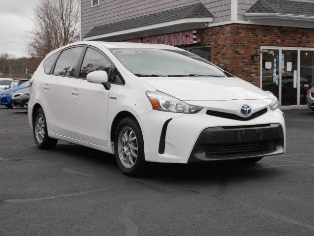 Used 2017 Toyota Prius v in Canton, Connecticut | Canton Auto Exchange. Canton, Connecticut