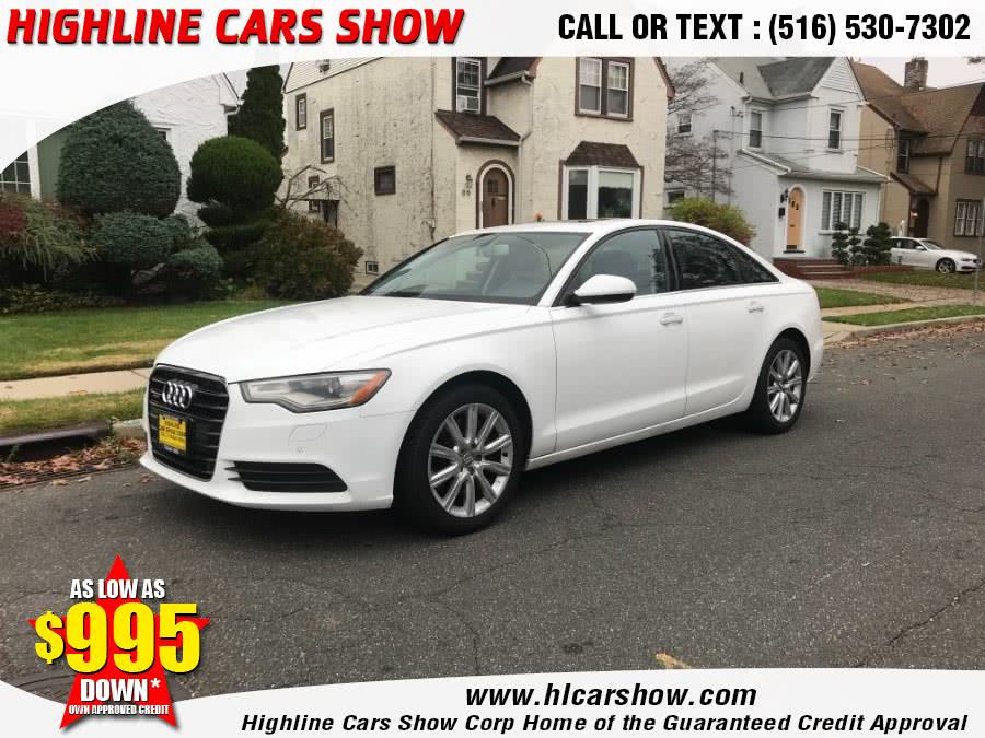 Used 2014 Audi A6 in West Hempstead, New York | Highline Cars Show Corp. West Hempstead, New York