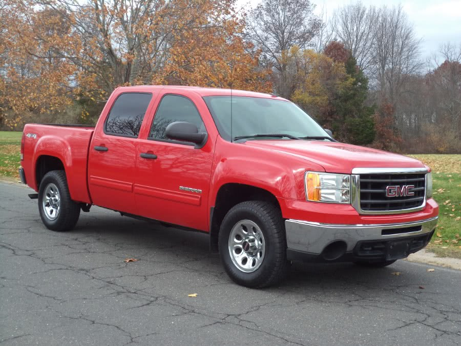 "Used GMC Sierra 1500 4WD Crew Cab 143.5"" 2011 
