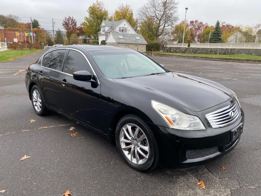 Used 2009 Infiniti G37 Sedan in Bridgeport, Connecticut | CT Auto. Bridgeport, Connecticut