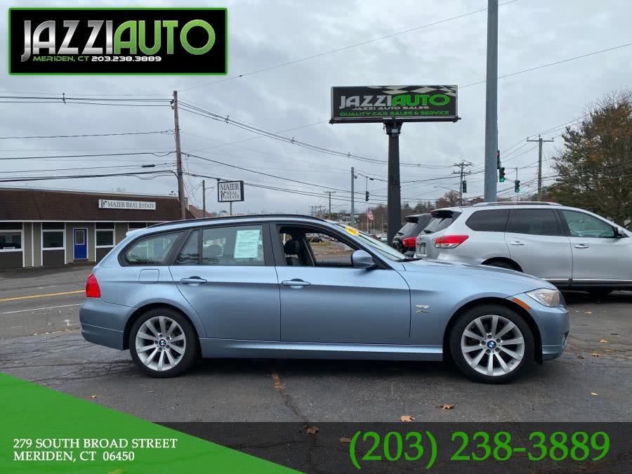 Used BMW 3 Series 4dr Sports Wgn 328i xDrive AWD 2011 | Jazzi Auto Sales LLC. Meriden, Connecticut
