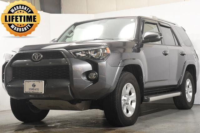 2018 Toyota 4Runner Limited photo